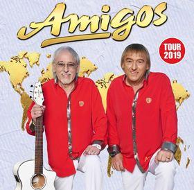 Bild: Die Amigos - Wie ein Feuerwerk