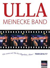 Bild: Ulla Meinecke & Band - Das Konzert 2016