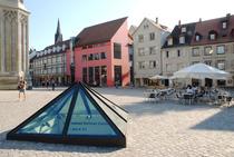 Bild: Unterirdische Ausstellung - Die Kastellruine am Münsterplatz - Stadtführung in Konstanz