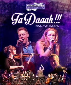 Ta Daaah!!! - Rockorchester Oberhausen live