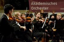 Bild: 2. Filmmusiknacht des akademischen Orchesters - Jubiläumskonzert Open Air