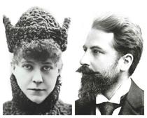 Die Sandrock und Arthur Schnitzler