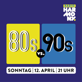 Bild: 80er vs. 90er Party
