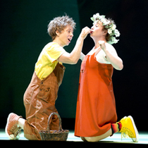 Bild: Hänsel und Gretel - Anhaltisches Theater Dessau