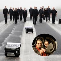 Bild: The world of music - dream || play || smile - Das Freiburger Akkordeon Orchester mit Michèl Godard und Murat Coskun