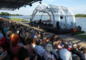 Bild: Brandenburgische Wassermusiken