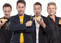 Frederic Hormuth und die Honig-Combo - Honigbrot für alle!