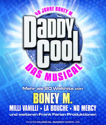 Bild: Daddy Cool - Das Boney M Musical - zum 40. Geburtstag von Boney M.