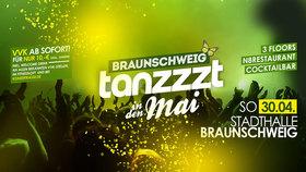 Bild: Braunschweig tanzzzt in den Mai - 3 Floors | Nachtrestaurant | Cocktailbar