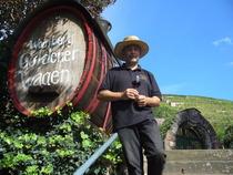 Bild: Kleine Weinbergwanderung mit moderierter 4-Weinprobe durch die Radebeuler Weinberge