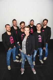 Bild: Mirja Boes & die Honkey Donkeys - Auf Wiedersehen! HALLO!