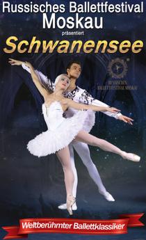 Bild: Schwanensee - Russisches Ballettfestival Moskau - Ein Ballettklassiker über die wahre Liebe