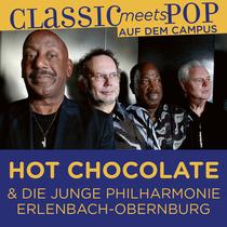 Bild: HOT CHOCOLATE mit der Jungen Philharmonie Erlenbach-Obernburg - Classic meets Pop