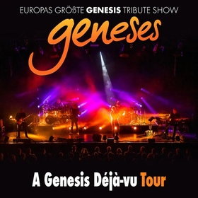 Geneses - We Can´t Dance On Broadway Tour