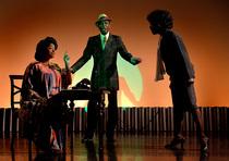 Mahalia - Musical von Joan Orleans und Emmanuel Clark Porter