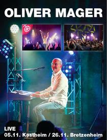 Oliver Mager live - Oliver Mager live