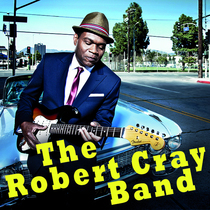 Bild: THE ROBERT CRAY BAND - LIVE IN CONCERT 2016