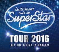 Bild: Deutschland sucht den Superstar - Die Top 6 Live in Concert
