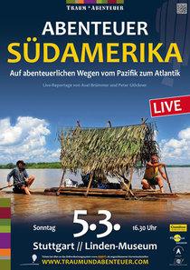 Bild: Abenteuer Südamerika - Auf abenteuerlichen Wegen vom Pazifik zum Atlantik