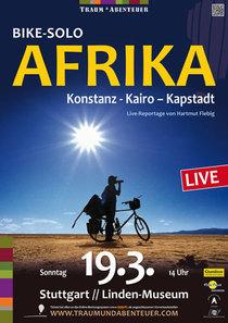Bild: Bike-Solo Afrika - Konstanz - Kairo – Kapstadt