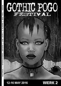 Bild: Gothic Pogo Festival 2016 - Fesivalticket
