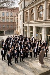 Bild: Philharmoniker Brno mit dem Tschechischen Philharmonischen Chor Brno - PM I/ 8