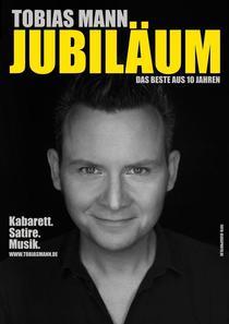 Bild: Tobias Mann - Jubiläumsprogramm - Das Beste aus 10 Jahren Tobias Mann