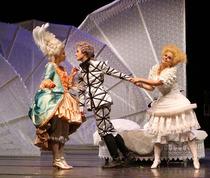 Bild: Die Hochzeit des Figaro - Commedia per musica in vier Akten von Wolfgang Amadeus Mozart