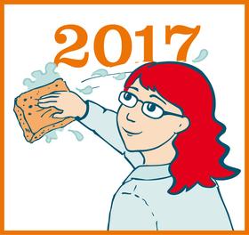 Anny Hartmann - Schwamm drüber - Jahresrückblick 2017