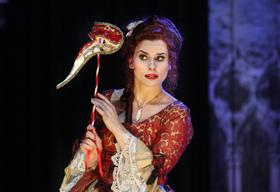 Bild: Eine Nacht in Venedig - Operette in drei Akten von Johann Strauß