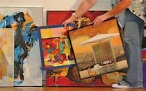 Bild: Garchinger Artothek - Kunstwerke zum Leihen und Kaufen