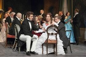 Bild: La Traviata - Oper in drei Akten von Giuseppe Verdi