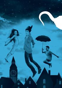 Bild: Peter Pan - Familienoper von Wilfried Hiller. Texte von Erich Kästner nach J. M. Barrie