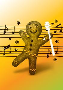 Bild: Der Lebkuchenmann - Familienmusical zur Weihnachtszeit von David Wood