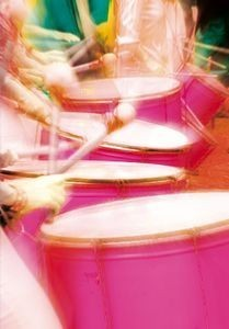 Bild: Trommelfälle - Percussionschule der ufaFabik