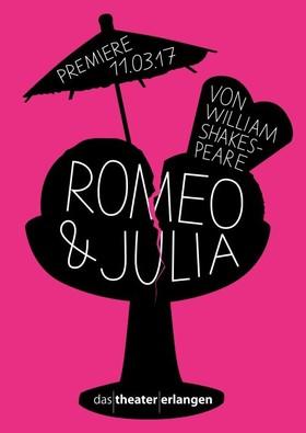 Bild: ROMEO UND JULIA - von William Shakespeare in einer Übersetzung von Oliver Karbus