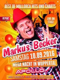 Bild: Die Mega Nacht in Wuppertal - Markus Becker - live