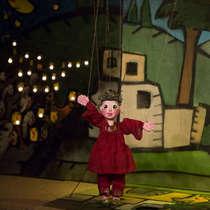 Die Prinzessin und die kleine Laterne -