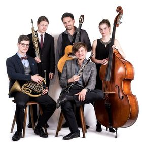 Bild: Monaco Swing Ensemble - feat. Diknu Schneeberger