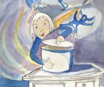 Fritzi  & Veit in der Märchenküche