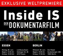 Bild: Inside IS- die Dokumentation - Filmvorführung und Gespräch mit Jürgen Todenhöfer