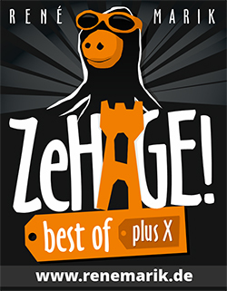 Bild: René Marik - ZeHage! Best of plus X