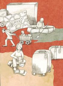 Bild: Losmachen! - Zwischen Ahnenkruscht und Migrationsgeschichten