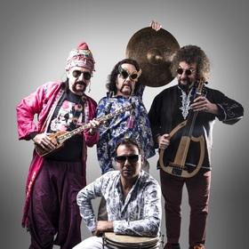 Bild: BABA ZULA - deep underground tour