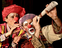 Bild: Clowns Ratatui PREMIERE