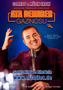 Bild: Ata Demirer - COMEDY & MÜZIK SHOW