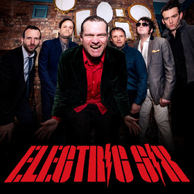 ELECTRIC SIX (US) – Tour 2018 - + support