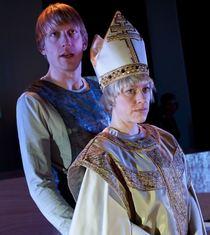 Die Päpstin - Schauspiel nach dem Bestseller von Donna W. Cross