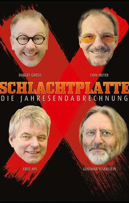 Bild: Schlachtplatte - Die Jahresendabrechnung - Köln-Premiere