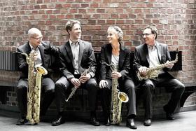 Bild: 3. Schlosskonzert - Pindakaas Saxophon Quartett